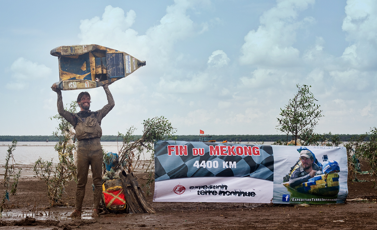 Remi Camus Mekong Riverboarding photo gallery